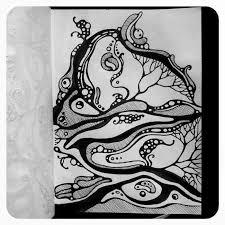 261 best black u0026white folk art images on pinterest abstract