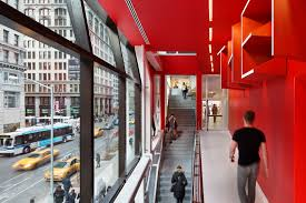 Interior Design Schools In Nyc The New University Center Skidmore Owings U0026 Merrill