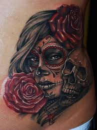 day of the dead tattoos tatt2 s tatting