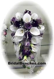 wedding flowers purple beautiful purple and white wedding bouquets contemporary styles