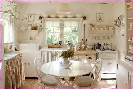 shabby chic kitchens ideas alluring shabby chic kitchens top small kitchen remodel