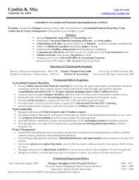 Project Management Resume Examples And Samples by Resume Accounts Payable Manager Resume