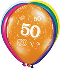 50th birthday balloons 50th birthday balloons colors bright 50th balloons