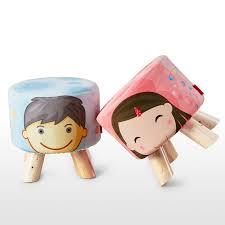 wooden short stools promotion shop for promotional wooden short