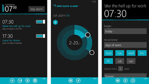 realarm the best alarm clock on windows phone just got even