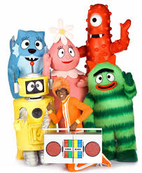 12 toys 3 yo gabba gabba prize pack