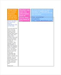 sample family newsletter template 9 free documents download in
