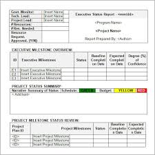 weekly report template ppt sle status report 11 documents in word pdf ppt