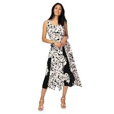 coloured dress rjr rocha dress multi coloured floral print maxi dress