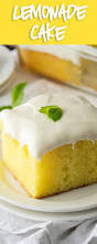 super easy lemonade cake recipe i wash you dry