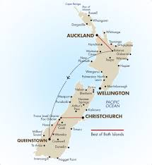 New Zealand Driving Tours