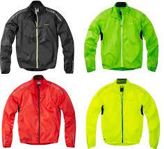 cycling windbreaker madison pac it men s showerproof ultra lightweight cycling jacket