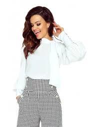 beautiful blouses 92 01 pati beautiful blouse with bow ecru bergamo