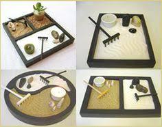 zen sand garden for desk mini zen garden buddha statue random tumbled gemstone