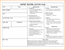 Resumed Meaning Lesson Plan Formats