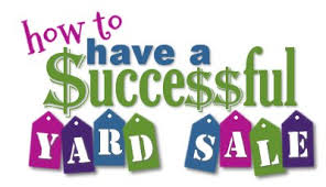 Organizing A Garage Sale - how to have a very successful yard sale organizing your sale