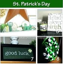 s day home decor st patricks day home decorations ezpass club
