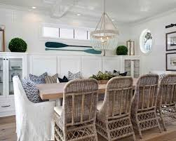 Wicker Dining Chair Houzz - Wicker dining room chairs
