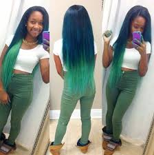 dyed weave hairstyles weave hairstyles with color tips hair