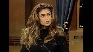 Pictures Of Kathy Ireland by Kathy Ireland Has Fun With Conan Youtube