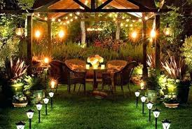 Patio Furniture Lighting Floor Ls Stunning Solar Patio Lights Inexpensive And Creative