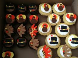 154 best thanksgiving cupcakes images on