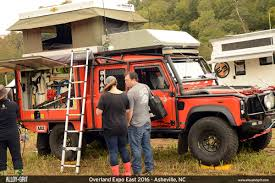 land rover overland 2017 overland expo east 2016 u2013 alloy grit