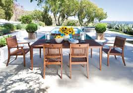 Patio Dining Set by Ipe Teak And Jarrah Outdoor Patio Furniture Ipe Casual Baltimore Md
