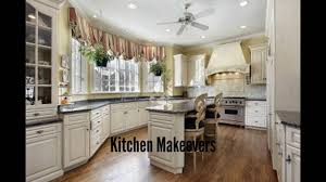 kitchen makeovers kitchen makeovers on a budget youtube