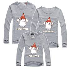 2015 family t shirts family look clothing matching