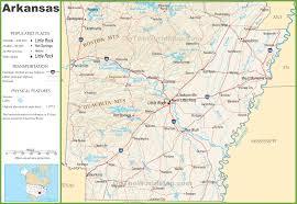 Fayetteville Ar Map Arkansas State Maps Usa Maps Of Arkansas Ar