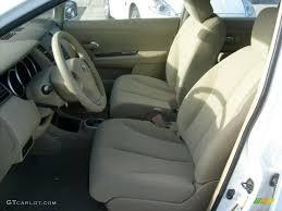 2011 nissan versa interior beige interior 2011 nissan versa 1 8 s hatchback photo 45453224