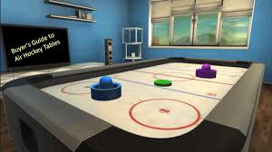 hockey time air hockey table buyer s guide to the air hockey tables airhockeyplace com