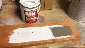 primer test for kitchen cabinet painting salisbury md youtube