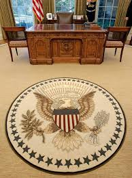 following tradition obama redecorates oval office mcclatchy