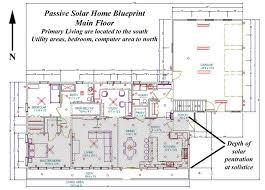 Passive House Floor Plans Passive Solar Heating The Free Energy Way To Heat Your Home