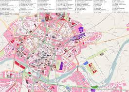 Map De Los Angeles by City Maps Salamanca