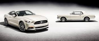 mustang 50th anniversary edition 2015 ford mustang 50th anniversary edition motor trend wot