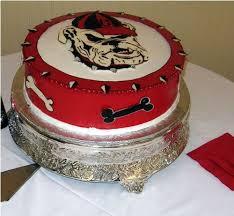 best 25 georgia bulldogs cake ideas on pinterest georgia