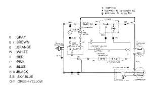 sharp refrigerator wiring diagram sj 45e circuit and wiring