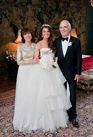 mother of the bride dresses from real weddings brides
