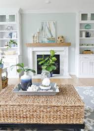 coastal rooms ideas summer blues coastal family room tour coastal family rooms