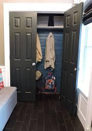 reclaimed entry closet hometalk