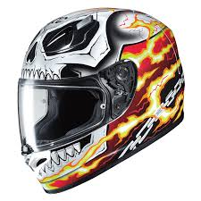 motorcycle helmets ghost rider motorcycle helmets motorcyclist lifestyle