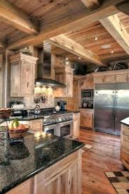 cabin kitchens ideas excellent awesome cabin kitchens reclog me