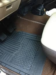 what brand rubber floor mat are you using ih8mud forum
