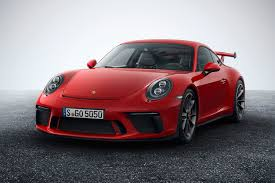 red porsche truck 2018 porsche 911 gt3 first drive review automobile magazine