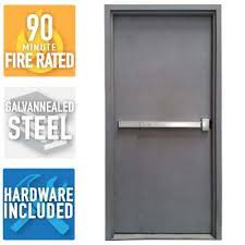 Exterior Steel Doors Home Depot Remarkable Exterior Steel Doors With Metal Doors Metal Doors