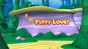 puppy love bubble guppies wiki fandom powered by wikia