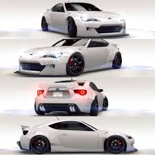 subaru brz rocket bunny this is my rocket bunny subaru brz on need for speed no limits i